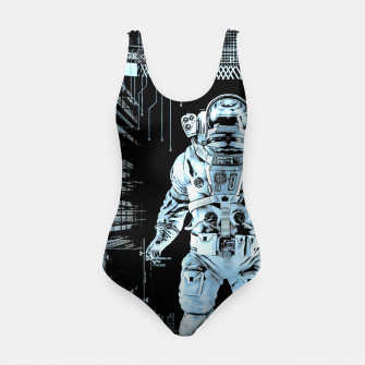 Thumbnail image of Data Horizon Astronaut Swimsuit, Live Heroes