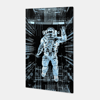 Data Horizon Astronaut Canvas thumbnail image