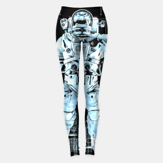 Thumbnail image of Data Horizon Astronaut Leggings, Live Heroes