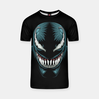 Thumbnail image of Shadow Face Camiseta, Live Heroes