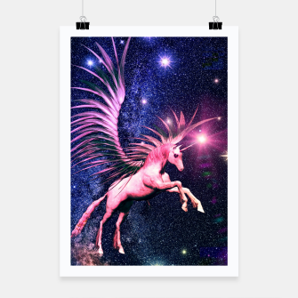 Thumbnail image of Unicorn Blast Poster, Live Heroes