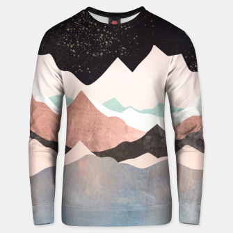 Thumbnail image of Midnight Stars Cotton sweater, Live Heroes