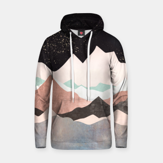 Thumbnail image of Midnight Stars Cotton hoodie, Live Heroes