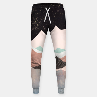 Thumbnail image of Midnight Stars Cotton sweatpants, Live Heroes