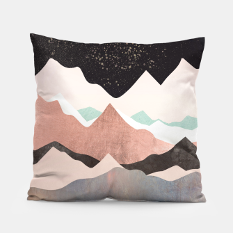 Miniatur Midnight Stars Pillow, Live Heroes