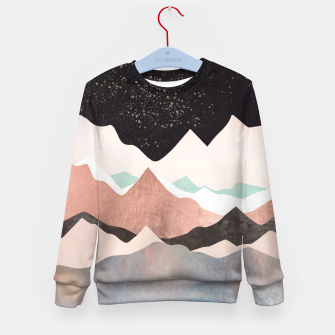 Miniatur Midnight Stars Kid's sweater, Live Heroes