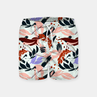Thumbnail image of Modern abstract nature I Pantalones de baño, Live Heroes
