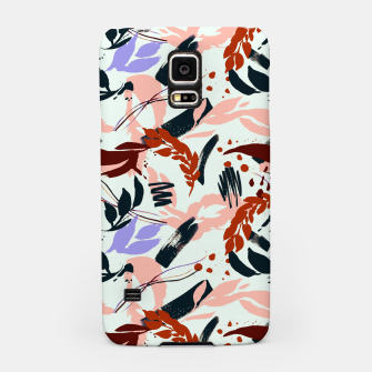 Thumbnail image of Modern abstract nature I Carcasa por Samsung, Live Heroes