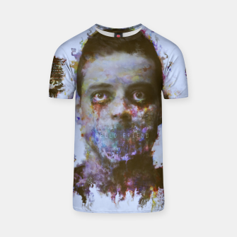 Thumbnail image of mr robot T-shirt, Live Heroes