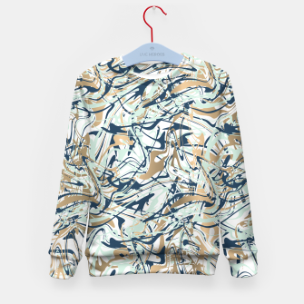 Thumbnail image of Abstractarium (1) Kid's sweater, Live Heroes