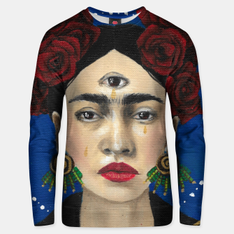Thumbnail image of FRIDA Cotton sweater, Live Heroes