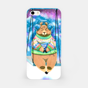 Thumbnail image of bear swing iPhone Case, Live Heroes