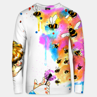 Miniature de image de bumblebees Cotton sweater, Live Heroes