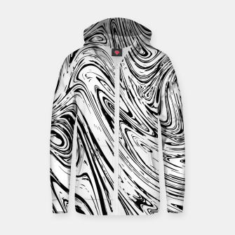 Miniaturka Abstractarium (3) Cotton zip up hoodie, Live Heroes