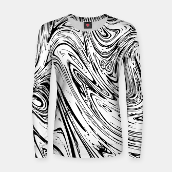 Miniatur Abstractarium (3) Woman cotton sweater, Live Heroes