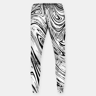 Miniatur Abstractarium (3) Cotton sweatpants, Live Heroes