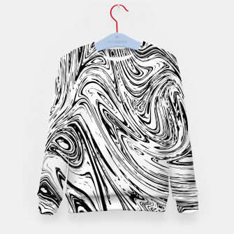 Thumbnail image of Abstractarium (3) Kid's sweater, Live Heroes