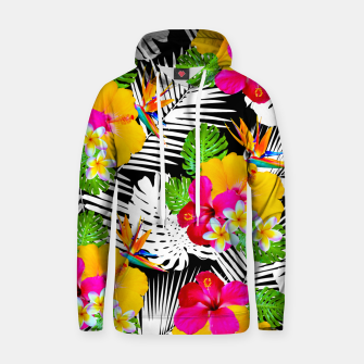 Miniature de image de Hawaii Cotton hoodie, Live Heroes