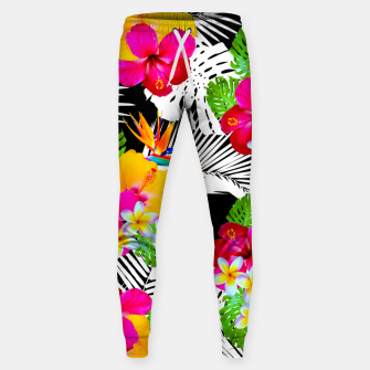 Hawaii Cotton sweatpants miniature
