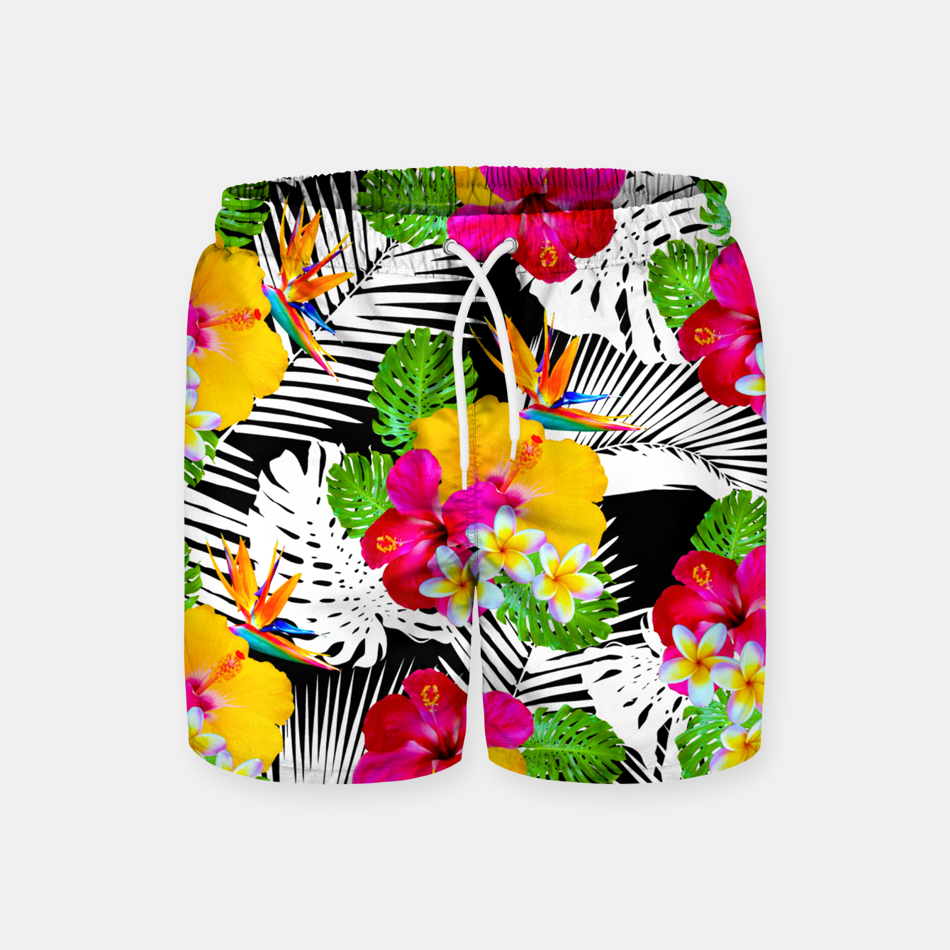 Image of Hawaii Swim Shorts - Live Heroes