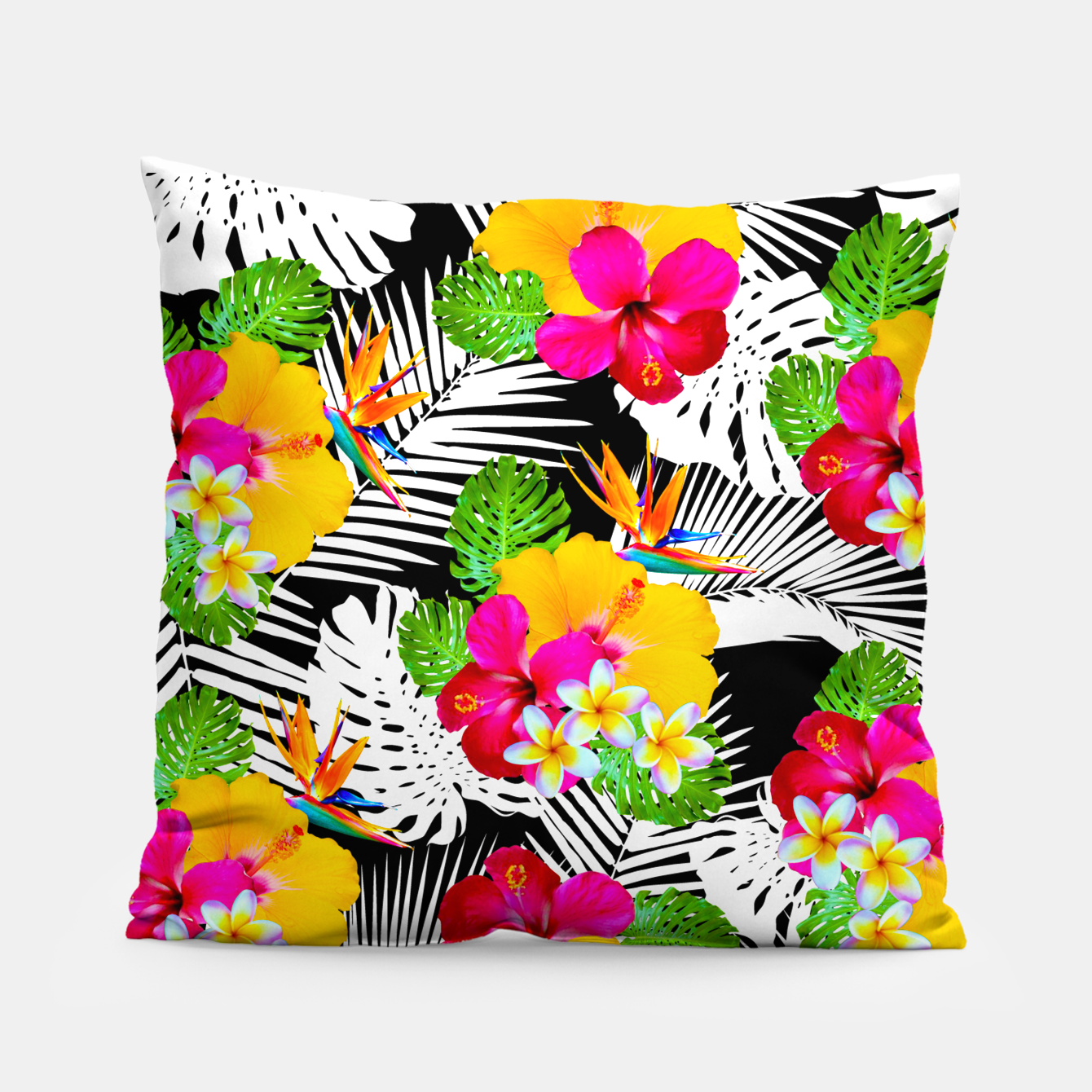 Image of Hawaii Pillow - Live Heroes