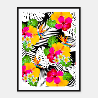 Hawaii Framed poster miniature