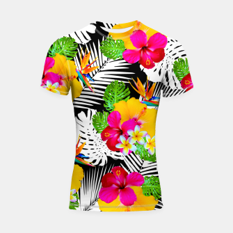 Hawaii Shortsleeve rashguard miniature