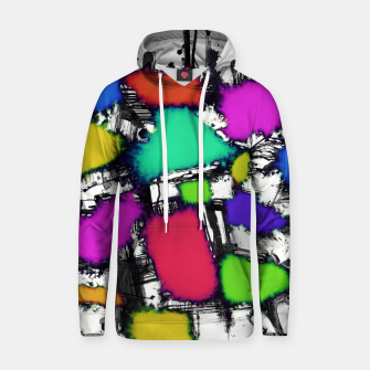 Thumbnail image of Sweet shop Cotton hoodie, Live Heroes