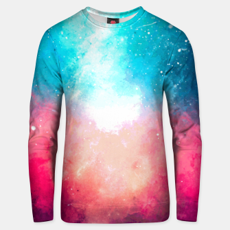 Galaxy Cotton sweater Bild der Miniatur