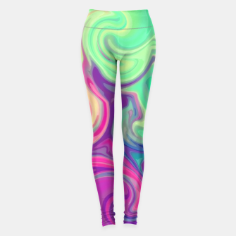 Thumbnail image of Distortion 0 Leggings, Live Heroes