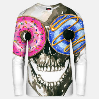 Thumbnail image of donuts Cotton sweater, Live Heroes