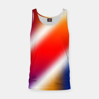 Thumbnail image of Particle Flow Rainbow Tank Top, Live Heroes