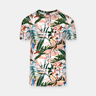 Thumbnail image of Vibrant botanical dreams  Camiseta, Live Heroes