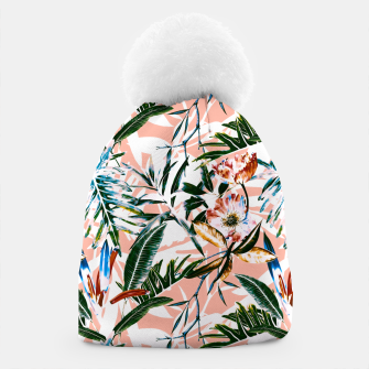 Thumbnail image of Vibrant botanical dreams  Gorro, Live Heroes