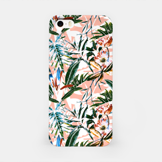 Thumbnail image of Vibrant botanical dreams  Carcasa por Iphone, Live Heroes