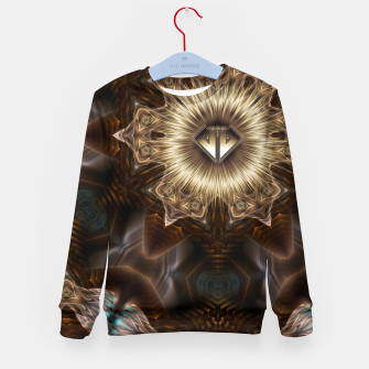 Thumbnail image of TGOA-Synch Kid's sweater, Live Heroes