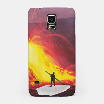 Miniature de image de Global Warming Samsung Case, Live Heroes