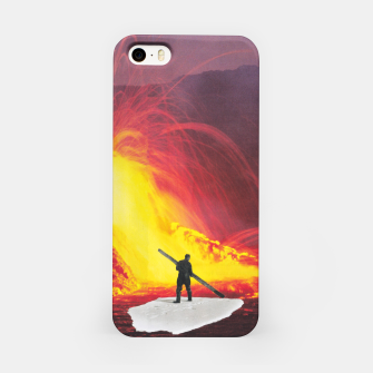 Miniature de image de Global Warming iPhone Case, Live Heroes
