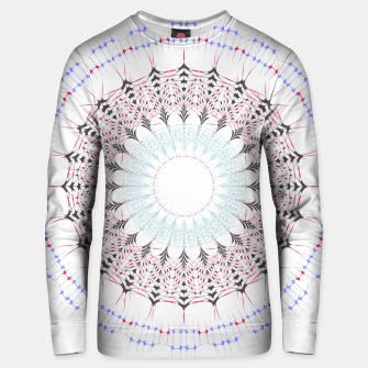 Thumbnail image of Intricate artistic Mandala Cotton sweater, Live Heroes