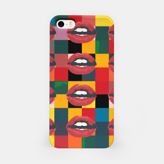 Thumbnail image of Twelve Mouths iPhone Case, Live Heroes
