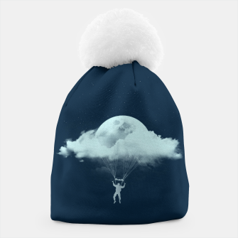 Miniature de image de THROUGH THE CLOUDS Beanie, Live Heroes