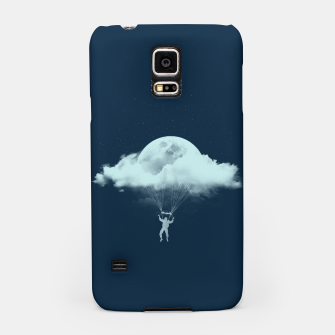 Miniaturka THROUGH THE CLOUDS Samsung Case, Live Heroes