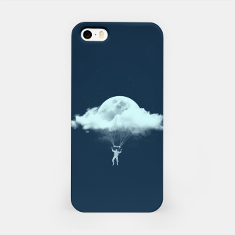 Miniature de image de THROUGH THE CLOUDS iPhone Case, Live Heroes