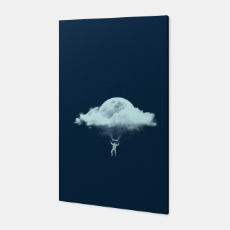Miniature de image de THROUGH THE CLOUDS Canvas, Live Heroes