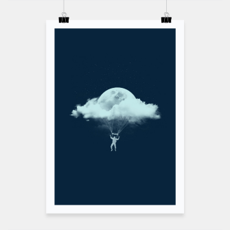 Miniature de image de THROUGH THE CLOUDS Poster, Live Heroes
