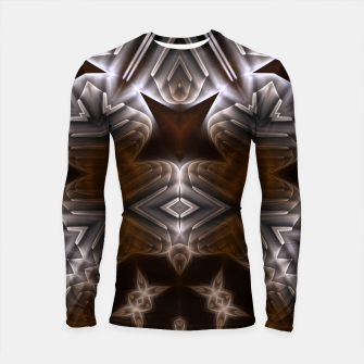 GTC-M34313443P Long Sleeve Rashguard Sports Shirt