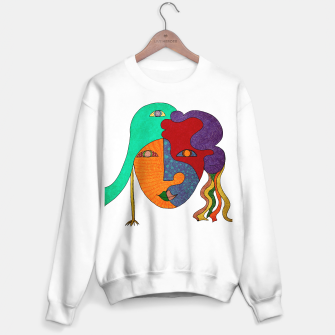 Thumbnail image of Fragments of Me Sweater regular, Live Heroes