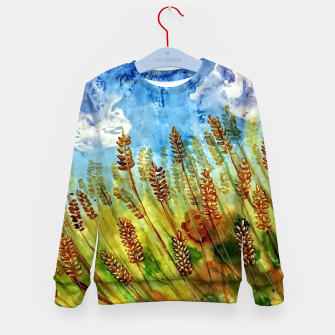 Thumbnail image of Finland Funland 3 Kid's sweater, Live Heroes