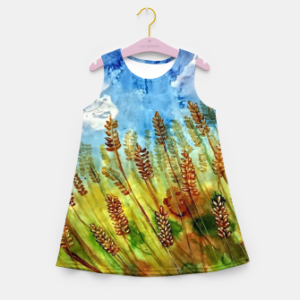 Thumbnail image of Finland Funland 3 Girl's summer dress, Live Heroes
