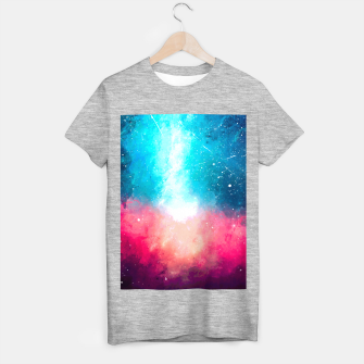 Galaxy T-shirt regular Bild der Miniatur